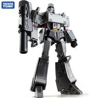TAKARA TOMY Transformation MP36 CAR Metal Part 36CM Megatron Autobots Action Figure Deformation Robot Children Gift Toys