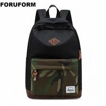 New Laptop Backpack School Bag College Leisure Bag