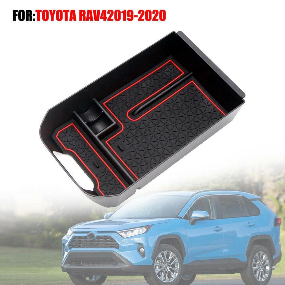 armazenamento braco do carro para toyota rav4 2019 2020 adesoes carro 05