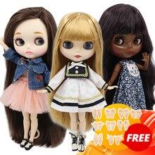 ICY DBS blyth doll 1/6 toy BJD neo 30cm blyth custom doll joint body offerta speciale in vendita occhi casuali colore 30cm