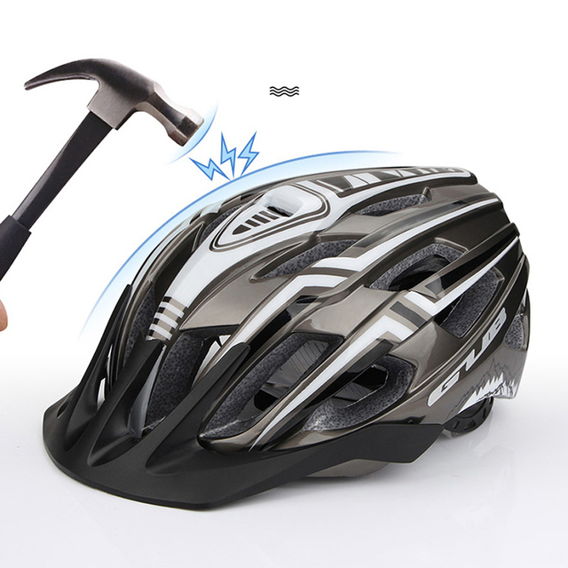 Novo capacete de bicicleta led luz recarregável intergrally-moldado ciclismo capacete mtb mountain road capacete da bicicleta esporte seguro chapéu para o homem 4