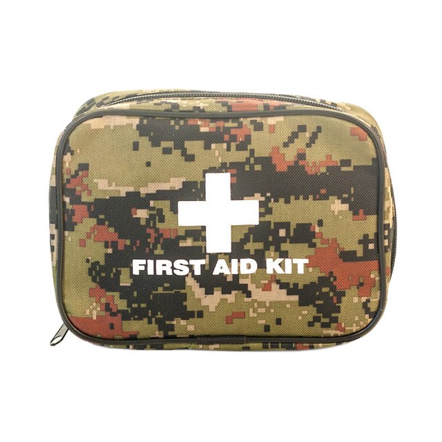 Travel First Aid Kit Car First Aid Bag Home Small Medical Box Emergency Survival 1