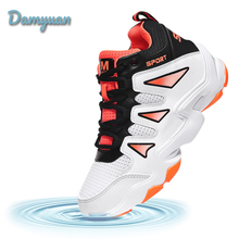 Casual Shoes Men autumn Breathable Fitness Sports Running Shoes for Men 39 S Shoes Outdoors  Mesh Cushion Man Jogging Trainers summer men s shoes men s outdoor breathable mesh sports shoes 2019 fashion brand men s casual shoes men s summer sports shoes