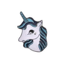 Gariton Luxury Women's Brooch Animal Horse Flamingos Enamel Pins Brooches Badges Collar Dresses Plant Unicorn Jewelry цена 2017