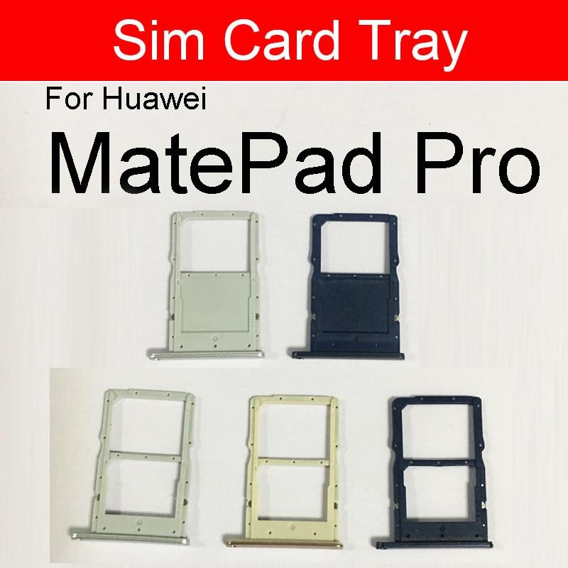 Лоток для двух и одинарных SIM-карт для Huawei Matepad Pro