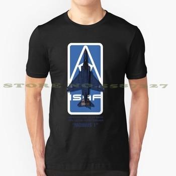 Mobius-Camiseta clásica F-4, divertida camiseta personalizada con estampado personalizado, ventilador de combate,...