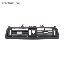 цена на Central Air Vent Dashboard Console Center Fresh Air Outlet Vent Grille Cover For BMW 5 F10 F18 Air-conditioning Installation