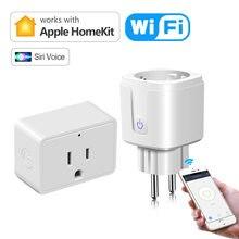 Homekit de Apple WIFI potencia inteligente suministro para iluminación de tira led transformador de 220 v 110 de la UE nos enchufe 15A 10A 2,4 GHZ