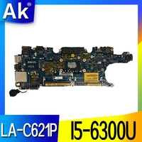 Scheda Madre CN 0DV5YH For Dell Latitude E5270 Laptop Motherboard I5 6300U 2.40 GHz DV5YH 0DV5YH LA C621P|Motherboards| |  -