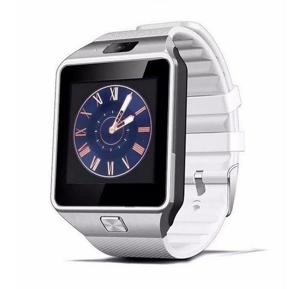 DZ09 HD Display Smart Uhr Multi-Sprache Wechat/Qq/Ogs High-Empfindlichkeit Kapazitive Touchscreen Telefon uhr