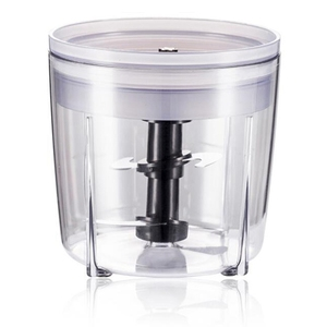 Image 2 - Blender Mini Electric Meat Grinder Food Processor Vegetable Fruit Blender Chopper 500Ml Kitchen Appliances Food Processor Mixer