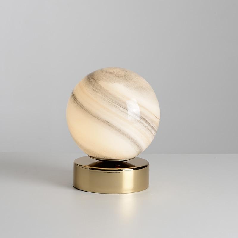 Nordic Designer Earth 3D Moon Lamp - Lamps & Lighting