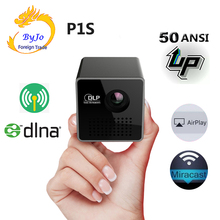 Original UNIC P1S Wireless Mobile Projector Support Miracast DLNA Pocket Proyect