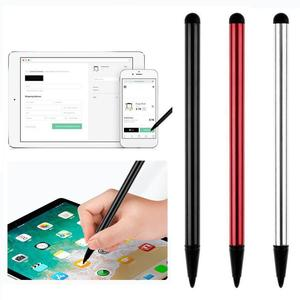 3Pcs Capacitive Universal Phone Tablet Touch Screen Pen Stylus for Android iPhone iPad For Samsung Cell Phone PC Electronics