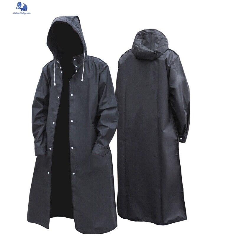 Raincoat Fashion Men's And Women's Coats Adult Plastic Mountaineering Fishing Transparent Rain Cape Rain Gear In Hubei Province