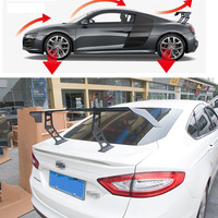 Car Styling 5D Carbon Fiber Spoiler Styling Real Trunk Spoiler Wing For BMW F22 M235i F87 M2 2014 2018 Car Rear Lip Wing Spoiler|Spoilers & Wings| |  -