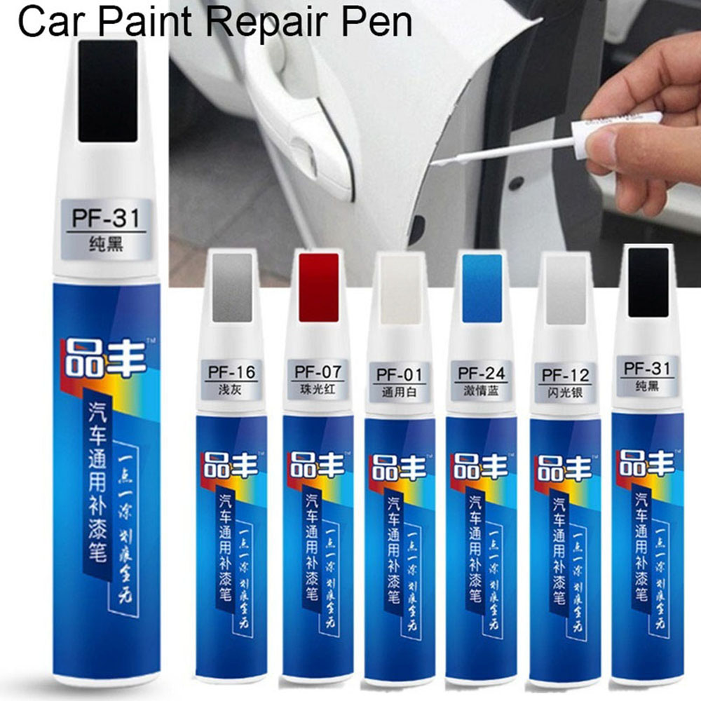 Professional Mending Tool Car Repair Paint Scratches Repair Paint Waterproof Touch Up Car Painting Pen Scratch Clear Remover