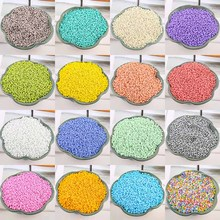 2MM 3MM 4MM Czech Glass Seed Beads Charm DIY Bracelet Necklace Jewelry Clothing Handmade Accessories