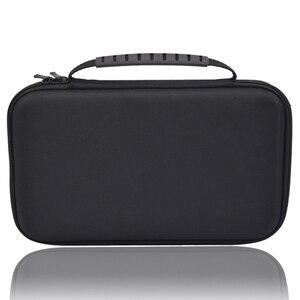 Image 4 - حقيبة التخزين لنينتندو SNES الكلاسيكية البسيطة قشرة صلبة واقية لعبة حالة ل Nintend التبديل SNES السفر في الهواء الطلق صندوق حمل