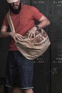 Image 5 - Bronson Chắc Chắn Bỏ Túi Áo Thun Thể Thao Phù Hợp Với Nam Giới Của Thủy Thủ Đoàn Cổ Áo Sơ Mi
