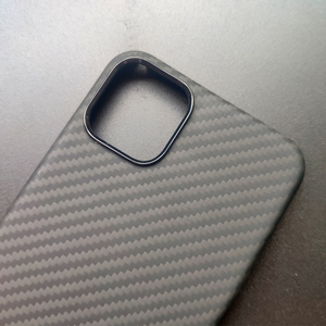 Image 3 - 0.7mm Ultra Thin יוקרה סיבי פחמן דפוס עבור iPhone 11 פרו מקסימום מקרה כיסוי ארמיד סיבי מקרה עבור iPhone 11Pro XS Max XR X