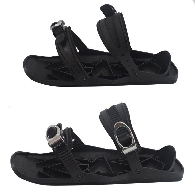 Зимние лыжные ботинки для сноуборда, водонепроницаемые, крепятся к ботинкам с креплениями, один размер, подходит всем для лыжников
