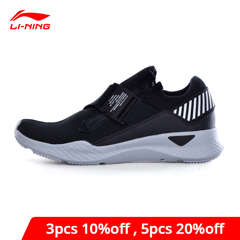 Li-Ning Men Sports Life Lifestyle Shoes Breathable Comfort LiNing Li Ning Zipper Sport Shoes Leisure Sneakers GLKN049 YXB229