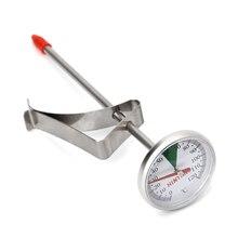 Портативный кухонный термометр из нержавеющей стали для приготовления пищи, молока, кофе