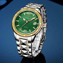 2020 новые механические наручные часы lige Лидирующий бренд
