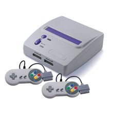 Coolbaby Nostalgic Retro 16 bit Video Game Console with Wired Gamepad  HDMI  4K  Home TV  Game Console  For SFC Sega Game wireless gamdpad game joystick for super nintendo sfc snes classic portable console video game gamepad