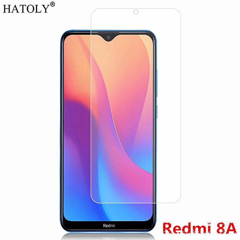 2Pcs For Xiaomi Redmi 7A Glass Redmi 8A 5A 6A 4A Tempered Glass Screen Protector Ultra-thin Protective Phone Glass For Redmi 7A