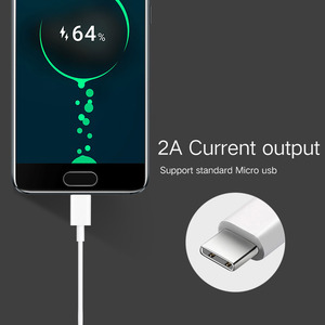 Image 4 - USB Type C Cable For Samsung Galaxy S9 S8 Plus Fast Charging Data Cable For Oneplus 6t Huawei Mobile Phone Charger USB C Cables