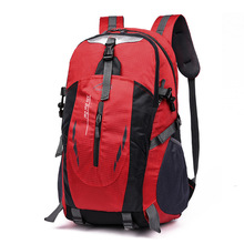 Backpack Travel Simple Large Capacity 2019 Men Travel Backpack 35 L Woman Light Waterproof Nylon Sports Backpack Duffle Bag