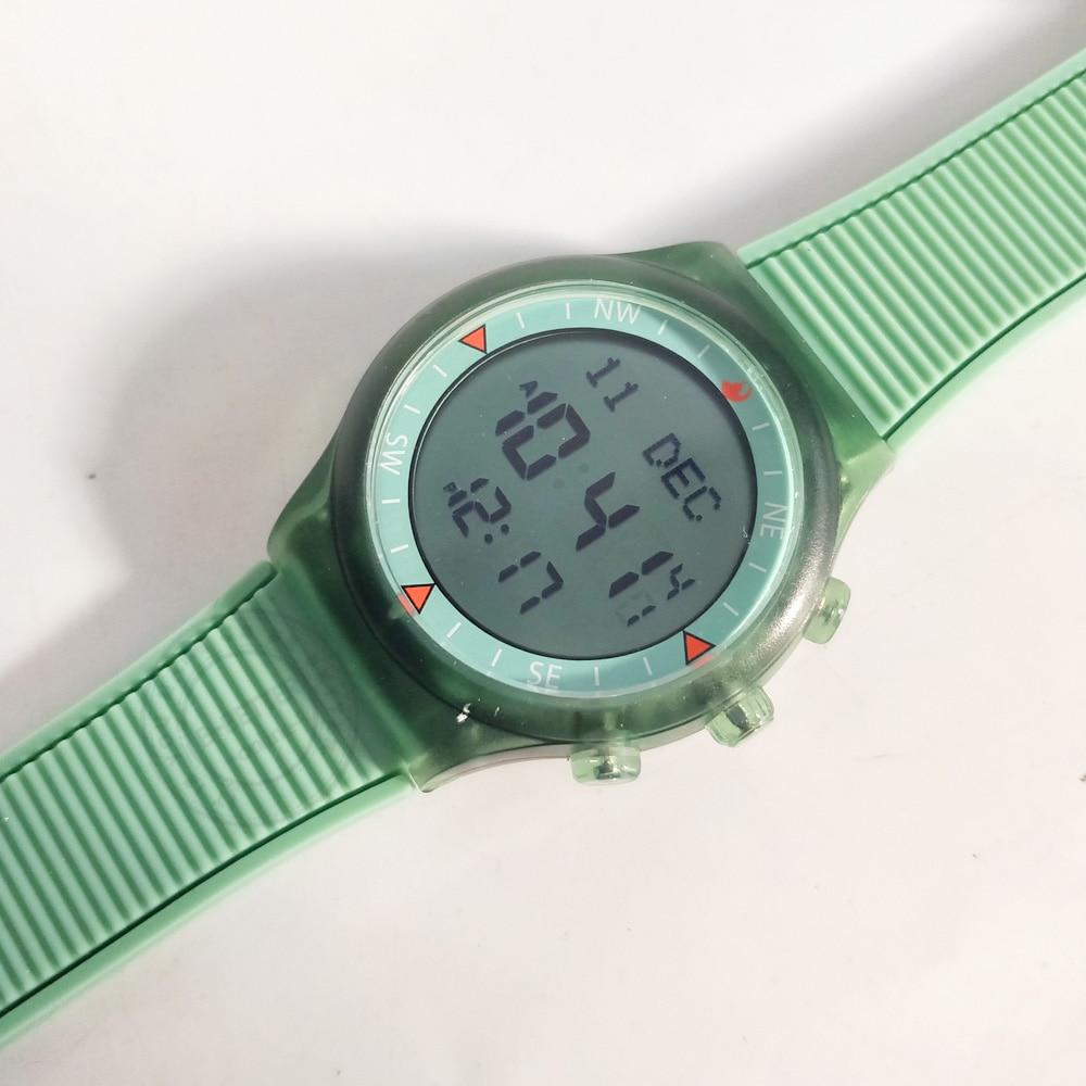 Muslim Azan Watch for All Prayers Islamic  AL Harameen fajr Sporting Wristwatch for Kids with Qibla Direction and Hijri Calendar