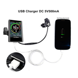 Image 4 - Gratis Verzending 36V 350W Elektrische Fiets Controller Kit E Fiets Onderdelen Ebike Conversie Met Koppel Sensor 850C lcd Display