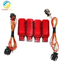 8KD 947 411 ELISHASTAR новое оборудование Red Door Предупреждение Световой кабель для a-udi A3 A4 A5 A6 A7 A8 Q3 Q5 TT 8KD947411