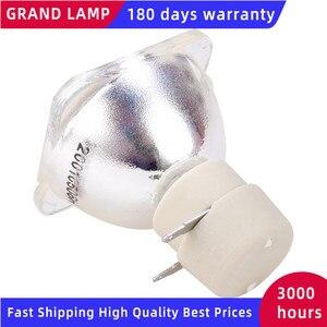Image 4 - 5J.J6H05.001 GRANDE bulbo de lâmpada Do Projetor para BENQ MS513P MX303D MX514P TS513P W700 MX660 MS500h MS513H Compatível