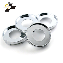 4pcs 60mm 56mm Big Hole Pure Base Car Wheel Center Cover For Rims Auto Tuning Universal Without Emblem Hub Caps