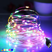 1/5/10/20/40 LED Star Light String Twinkle Garlands Battery Powered Christmas Lamp Holiday Party Wedding Decorative Fairy Light(China)