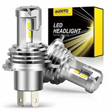 ZK30 yeni araba kafa lambası ampulleri yüksek güç ZES aydınlatma kaynağı LED H4 H7 H1 H3 H8 H11 HB3 oto ampul 6500K evrensel lamba araba ışık