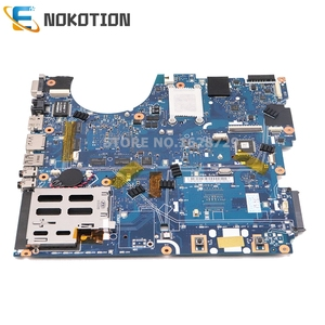 Image 3 - NOKOTION BA92 05741B BA92 05741A For Samsung R522 R518 R520 laptop motherboard DDR2 HD4650  graphics free cpu
