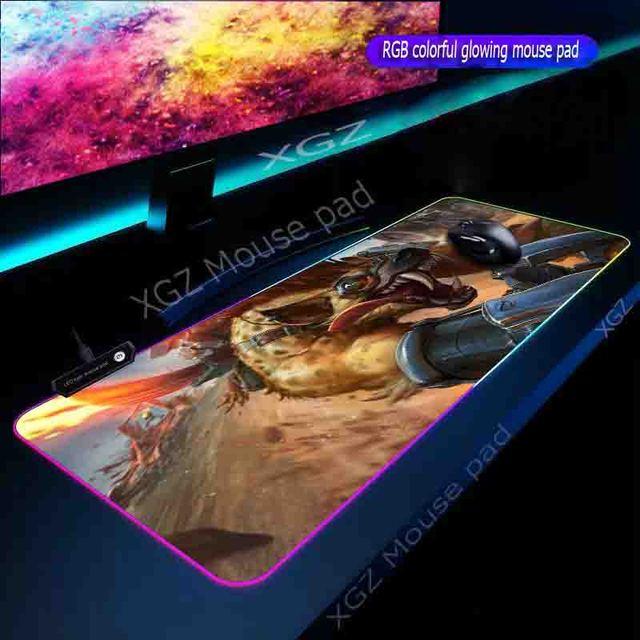 Большой коврик для мыши mairuige с изображением хот Аниме воин