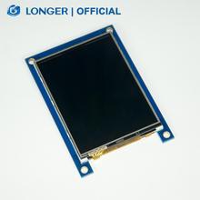 כבר LK1 LK4 מגע מסך תצוגת מסך תואם U20 U30 מגע מסך LONGER3D