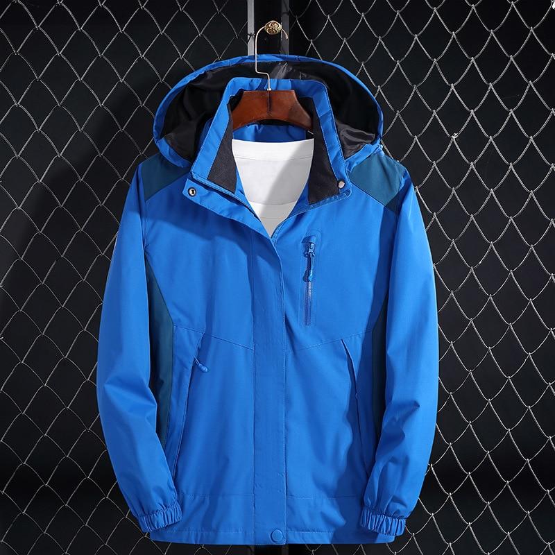 WOMEN'S GORE-TEX Jacket Single Layer Thin COUPLE'S Windproof Waterproof Outdoor Mountaineering Clothing Men's Customizable Logo