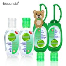 50ml Travel Portable Hand Sanitizer Anti-Bacteria Anti-virus Moisturizing Disposable Instant Outdoor Cleansing Hand Sanitizer