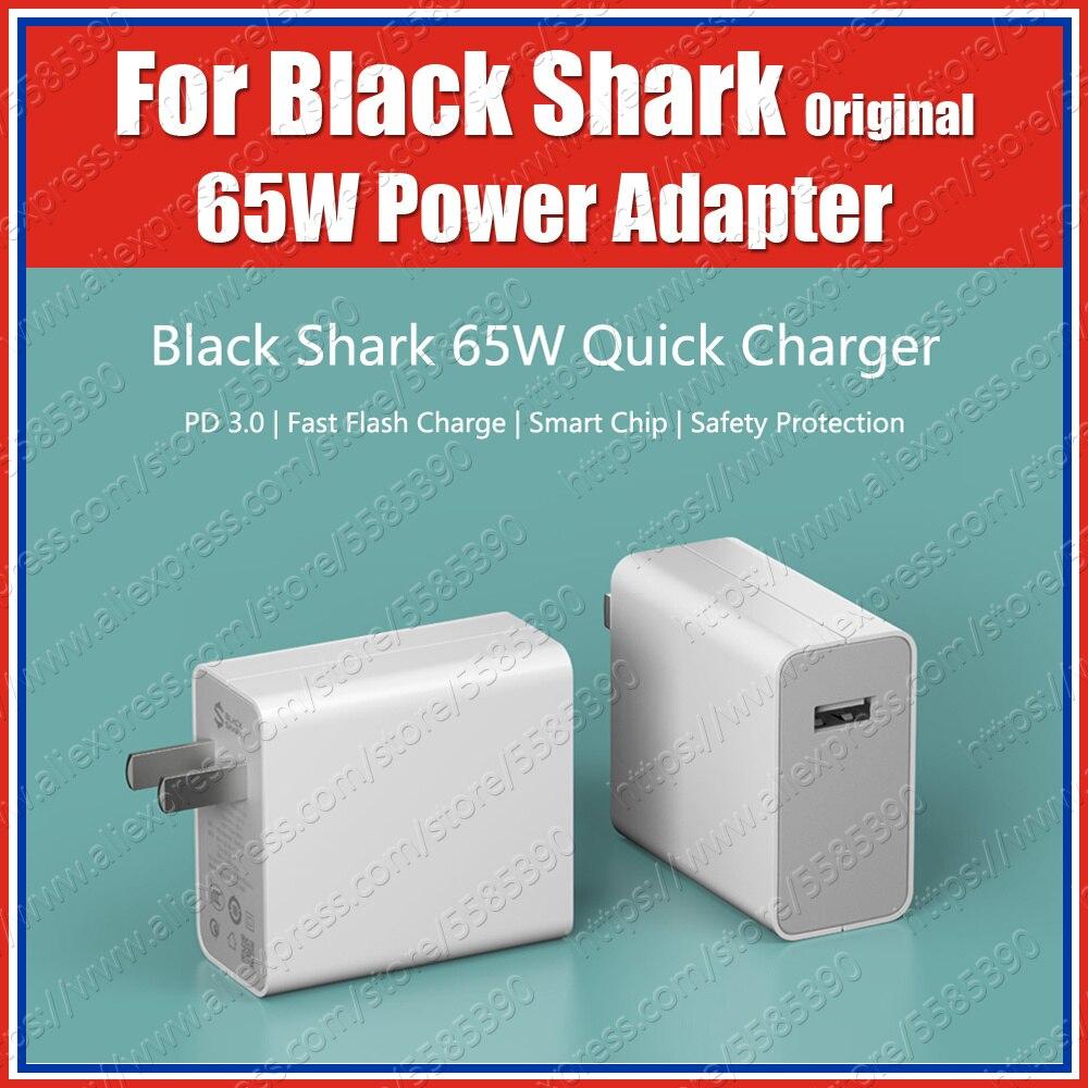 MDY-11-EB 6A кабель QC4 PD3.0 Black Shark 65 Вт Hyper Charger Black Shark 4 Pro 3S 3 Pro 2 Pro дорожный адаптер питания EU UK