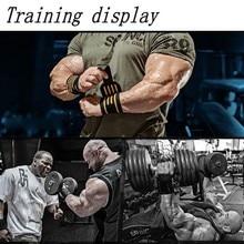 Wraps Lifting-Equipment Dumbbell Barbell-Weight Belt-Kettlebell Support Training Gym Fitness