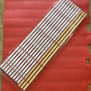 Image 1 - Светодиодная лента для подсветки LG 43UJ634V, 43LJ61_FHD_L LC43490059A LC43490058A Innotek 17Y 43inch_A LC43490063A 43UJ65_UHD_A/B, 15 Светодиодный т.