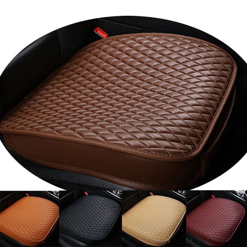 Pu Leather Car Pad, Not Moves Auto Seat Cushions, Non Slide Cushion Pads, Accessories Covers For Honda E1 X30