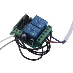 Image 5 - RF afstandsbediening Elektrische Lineaire actuator 12V metal gear kan stoppen elke tijd lineaire motor beroerte 50mm 100mm 150mm 200mm 250